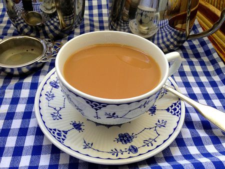 Traditional Teas by Darvilles of Windsor